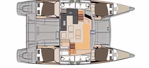 catamarano Helia 44