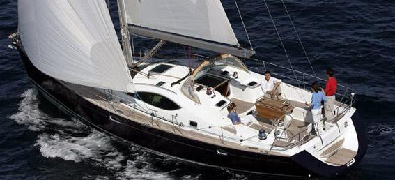 Sun Odyssey 49DS