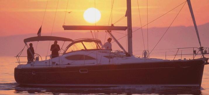 2006. Sun Odyssey 49DS