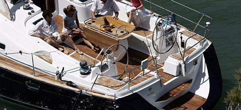 barca a vela Sun Odyssey 49DS