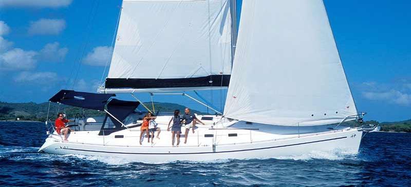 barca a vela Harmony 47