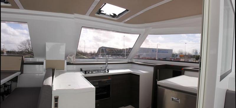 catamarano Nautitech 40 Open