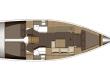 Dufour 382  noleggio barche Šibenik