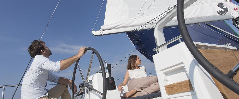 barca a vela Oceanis 35