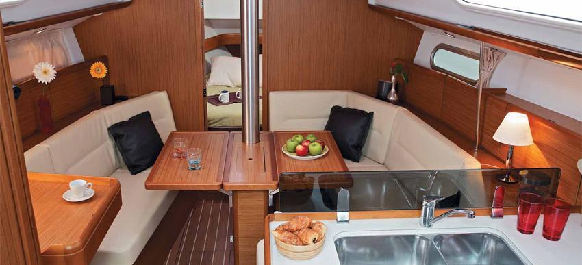 barca a vela Sun Odyssey 36i