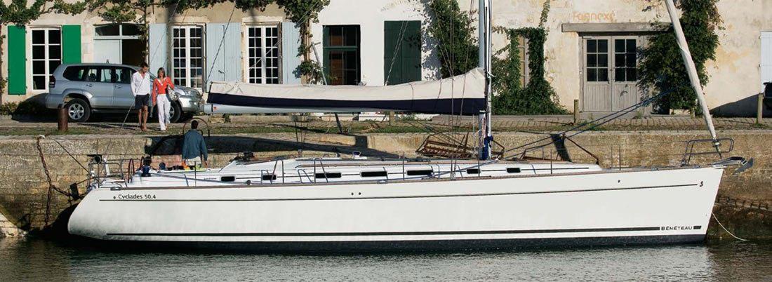 2007. Cyclades 50.5
