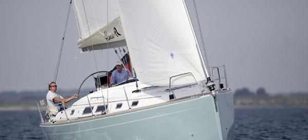 barca a vela Hanse 400