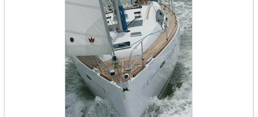 barca a vela Oceanis 40