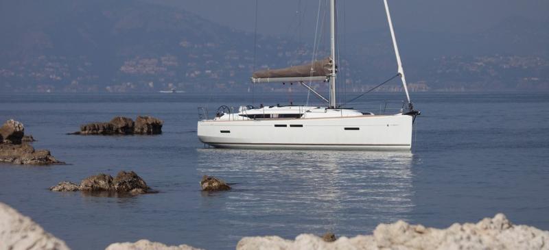 barca a vela Sun Odyssey 419
