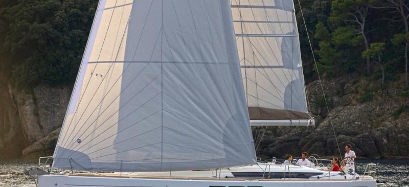 barca a vela Sun Odyssey 519