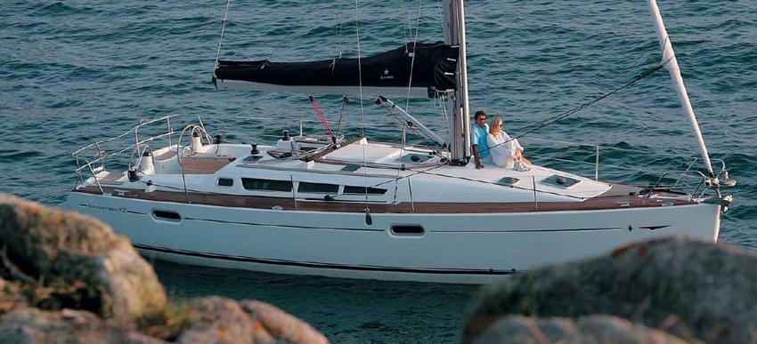 barca a vela Sun Odyssey 42i