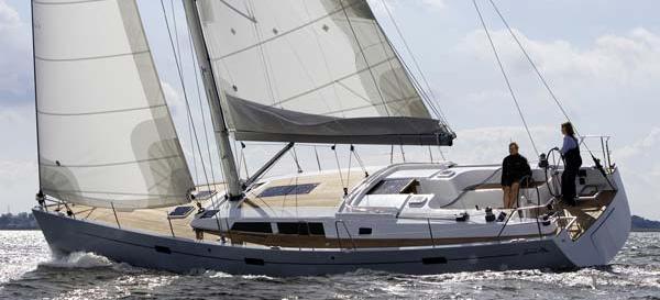 barca a vela Hanse 470