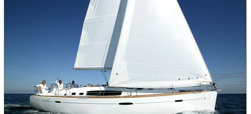 barca a vela Oceanis 46