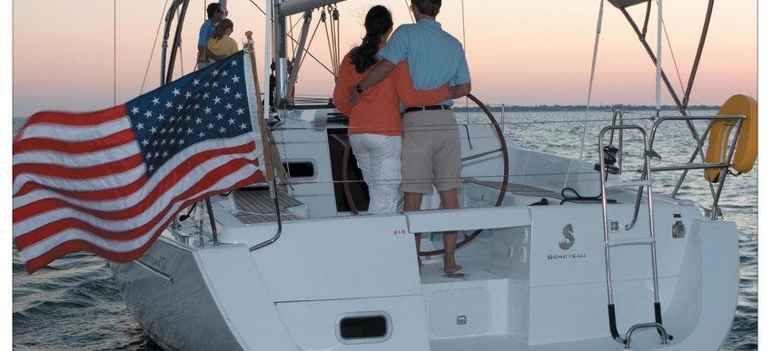 barca a vela Oceanis 37