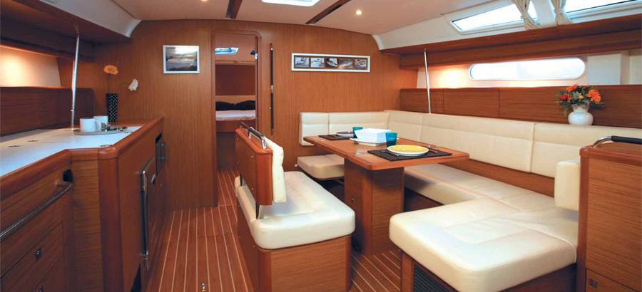 barca a vela Sun Odyssey 49i