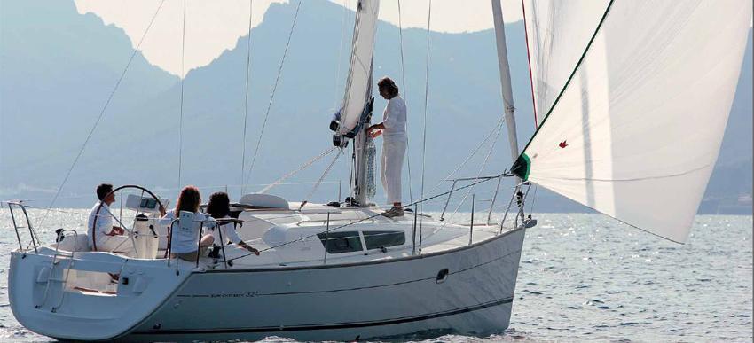 2009. Sun Odyssey 32i
