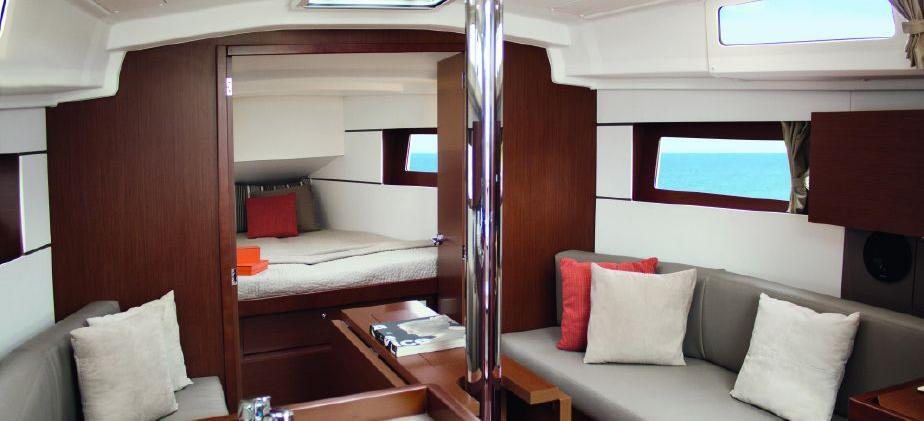 barca a vela Oceanis 35.1