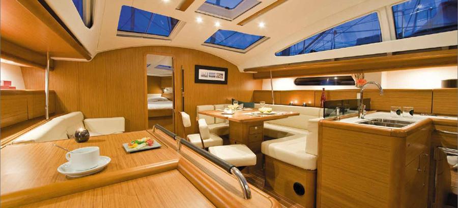 barca a vela Sun Odyssey 50DS