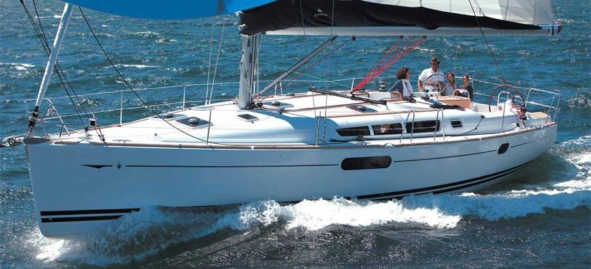 2009. Sun Odyssey 44i