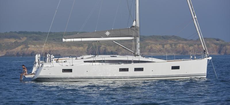 barca a vela Jeanneau 51