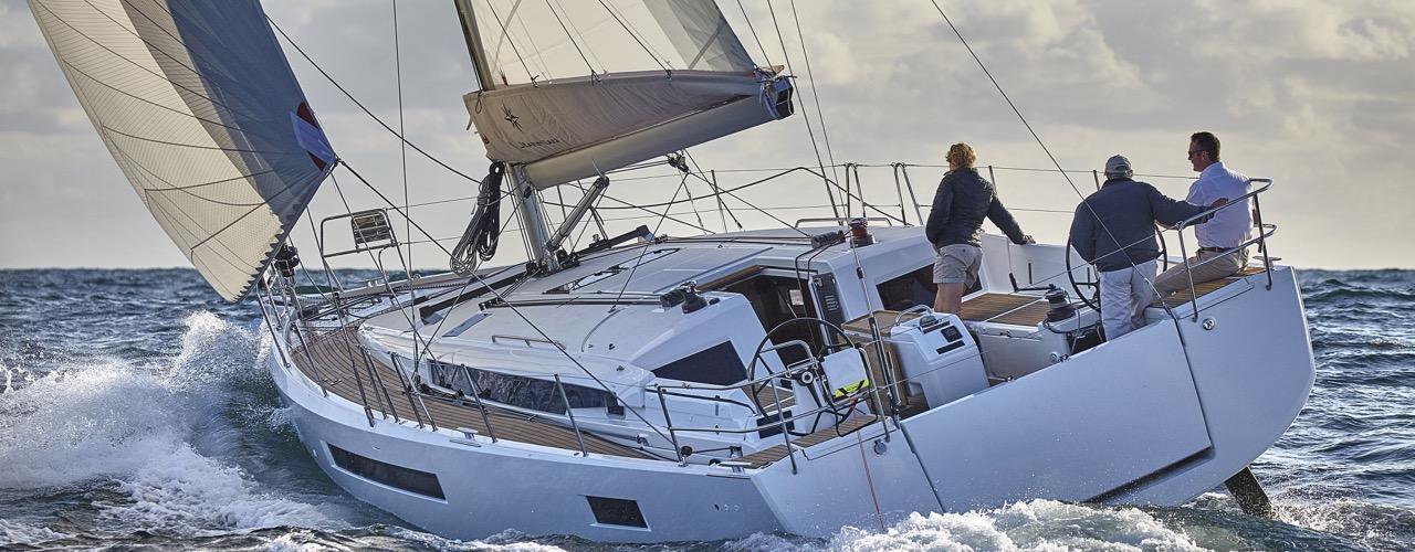 barca a vela Sun Odyssey 490