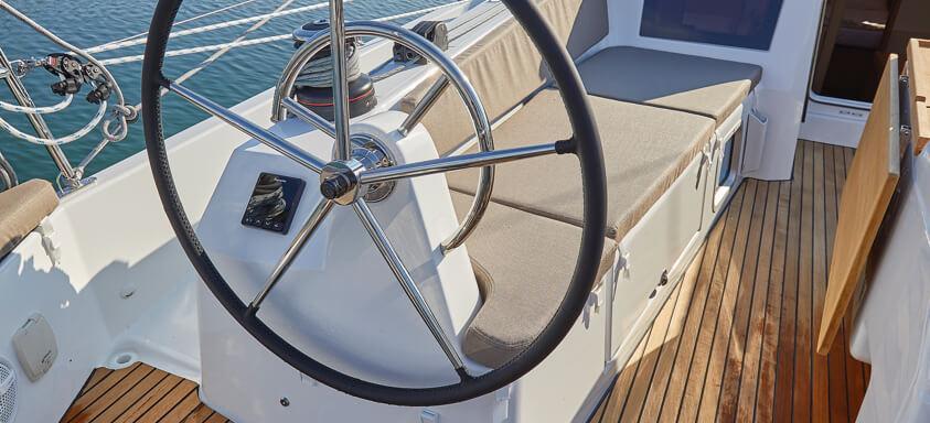 barca a vela Sun Odyssey 410