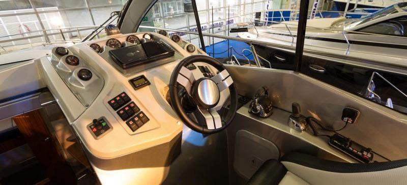 barca a motore Mirakul 40