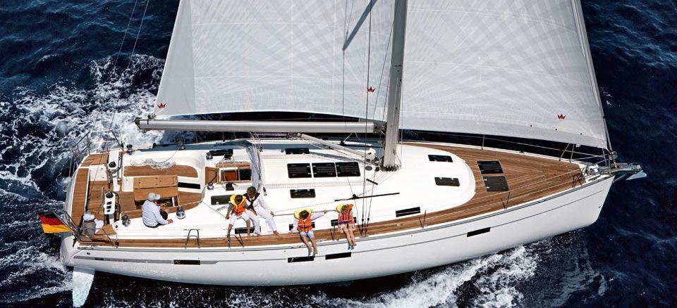 barca a vela Bavaria Cruiser 45