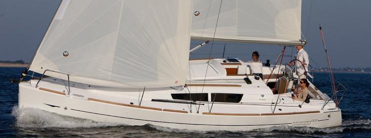 barca a vela Sun Odyssey 33i