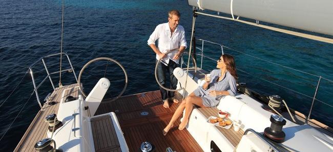 barca a vela Salona 44