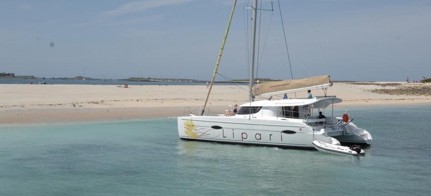 catamarano Lipari 41