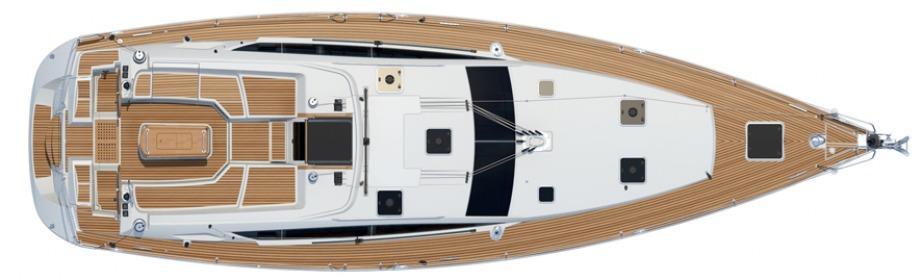 barca a vela Jeanneau 53