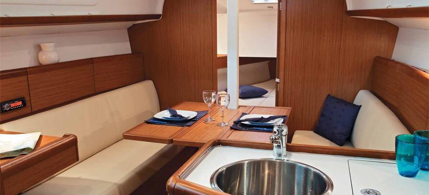 barca a vela Sun Odyssey 30i