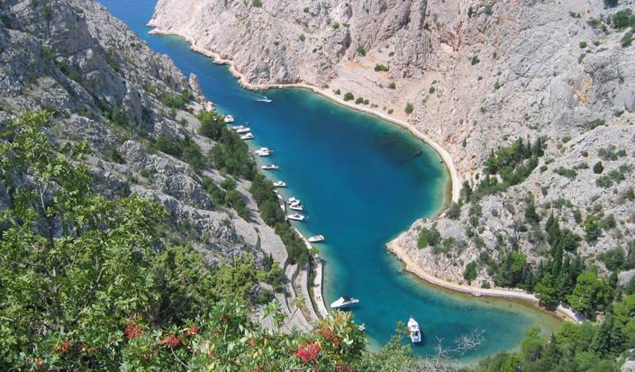 Zavratnica: una perla nascosta nell'Adriatico