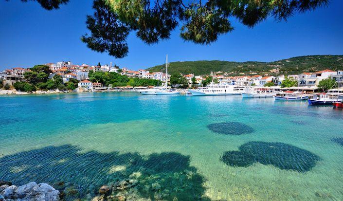 Guida alla navigazione a vela nelle Isole Sporadi, Grecia