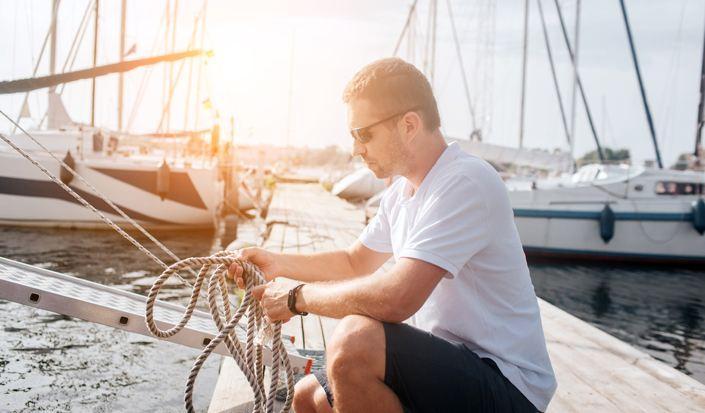 Conosci i tuoi nodi: i nodi fondamentali per veleggiare