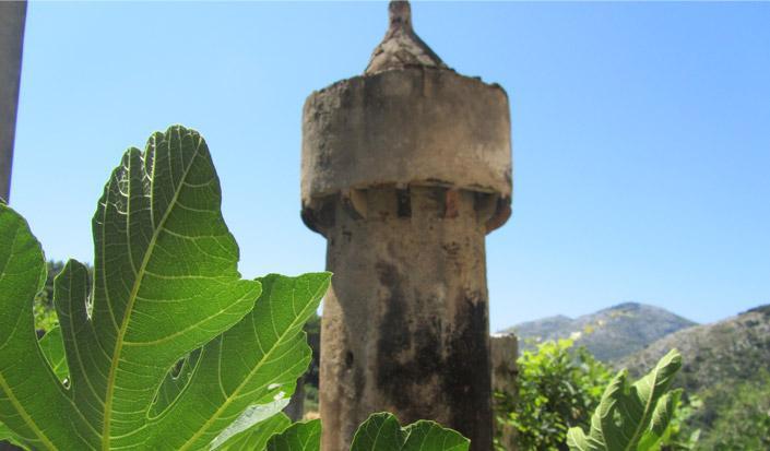 Sui tetti di Lastovo