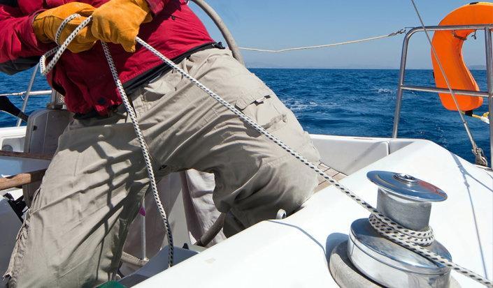 I salutari benefici della navigazione a vela