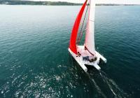 Recensione barche: il tramarano NEEL 45