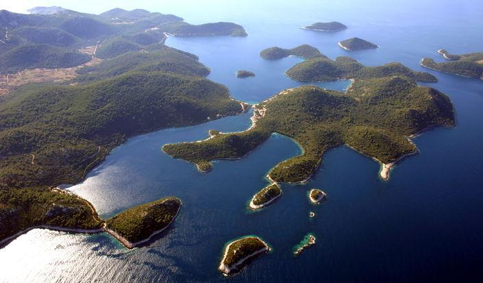 Eccellenti destinazioni di navigazione della Croazia