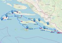 Novità! Rotte di navigazione interattive e itinerari consigliati