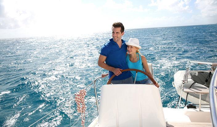 Romantico veleggiare