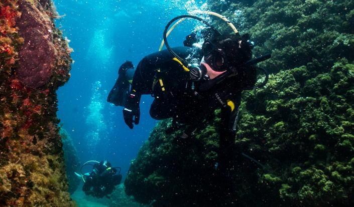 Veleggiare e immergersi in Grecia - Il meglio di due mondi