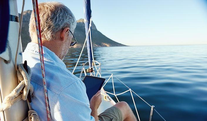 Vele argento – Pensate di essere troppo vecchi per andare a vela?