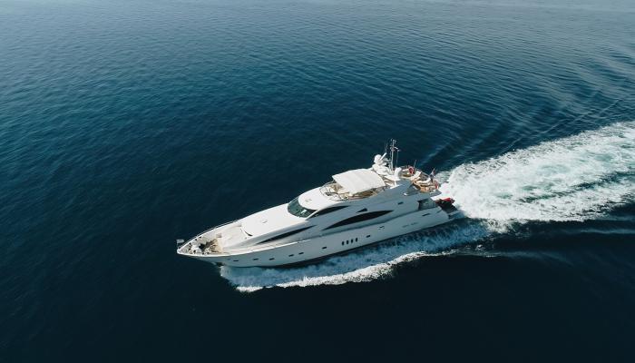 Sunseeker Yacht 105 2003