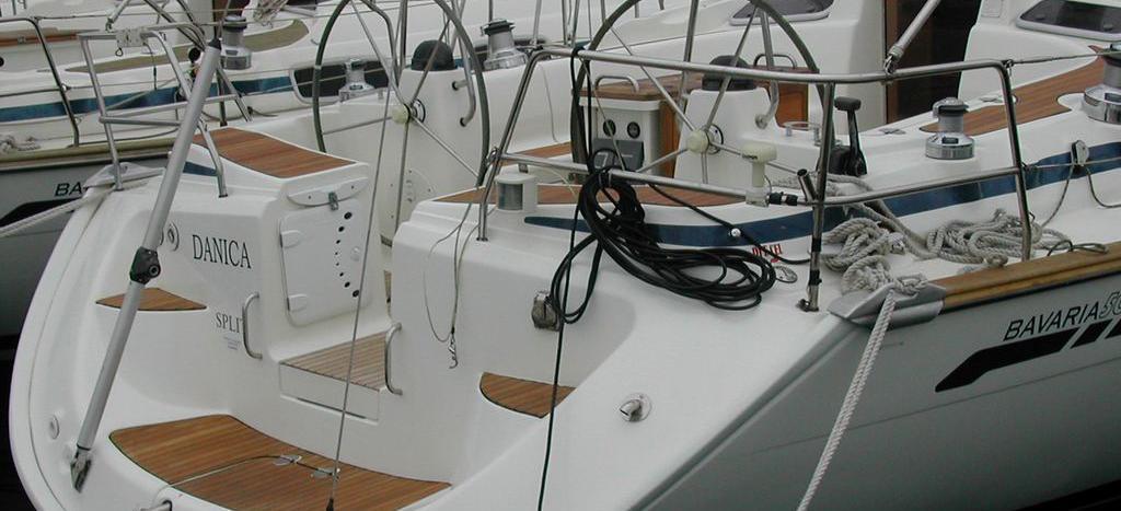 2005. Bavaria 50 Cruiser