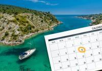 Cerchi una compagnia di noleggio yacht che offra noleggi da mercoledi a mercoledi?