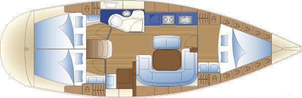 barca a vela Bavaria 38