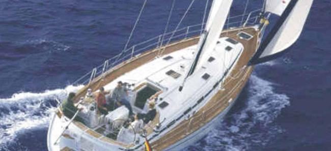 barca a vela Bavaria 49