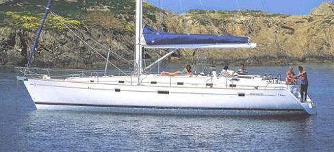 2004. Beneteau 50